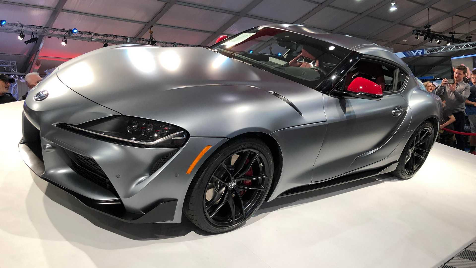 11 All New Who Bought The 2020 Toyota Supra At Barrett Jackson New Concept by Who Bought The 2020 Toyota Supra At Barrett Jackson