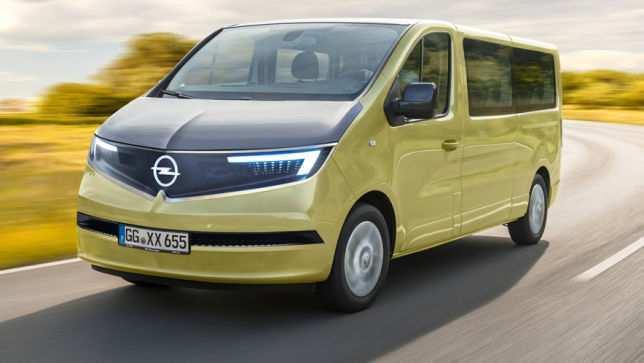 11 Best Review Neuer Opel Vivaro 2020 Research New with Neuer Opel Vivaro 2020
