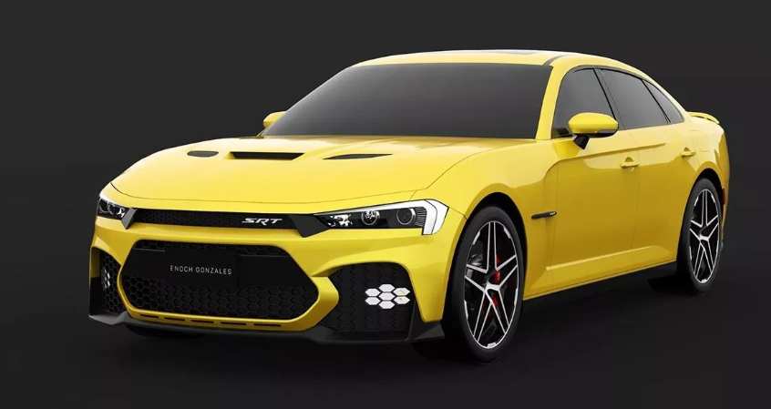 11 Concept of 2020 Dodge Angel Spy Shoot by 2020 Dodge Angel