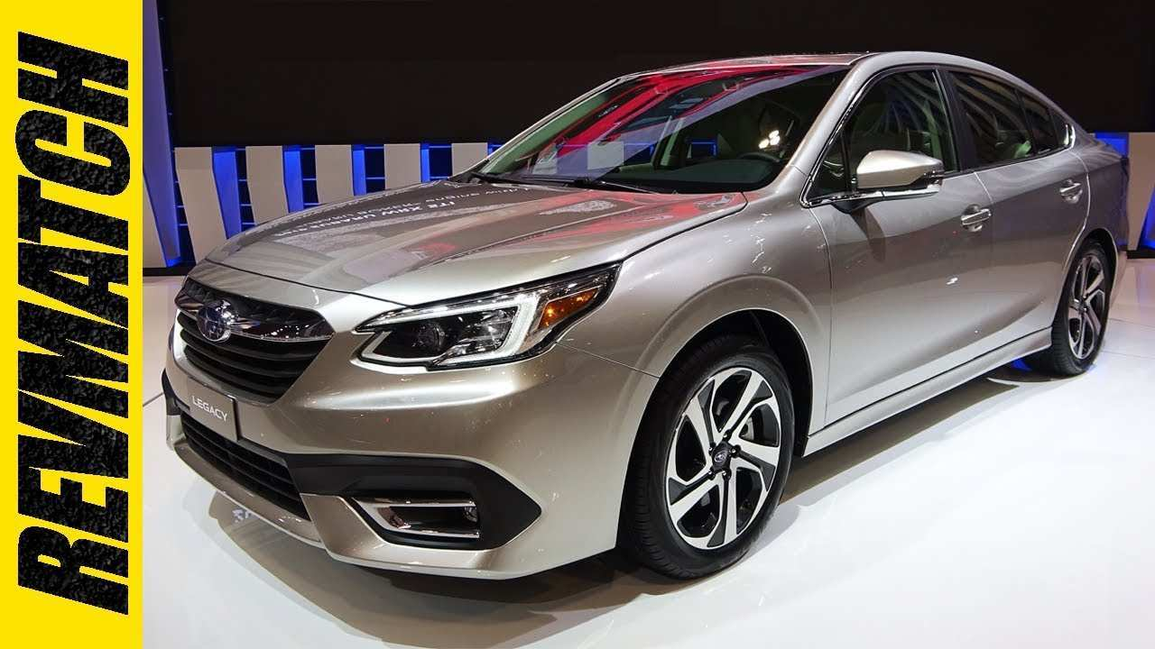 11 Concept of 2020 Subaru Legacy Youtube Picture for 2020 Subaru Legacy Youtube