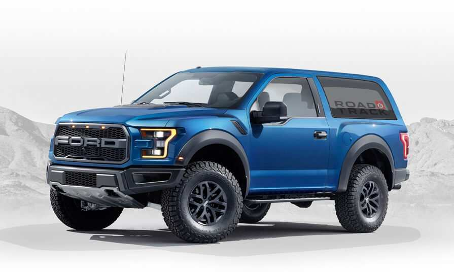 11 Concept of Ford Bronco 2020 Images Pricing for Ford Bronco 2020 Images
