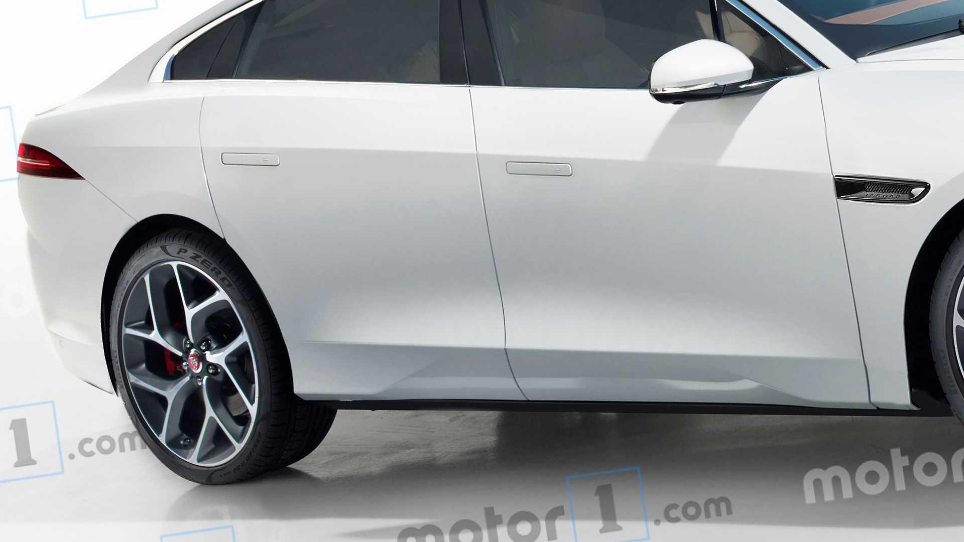 11 Concept of Jaguar Sedan 2020 New Concept with Jaguar Sedan 2020
