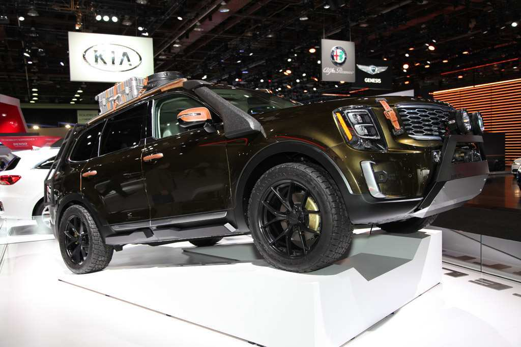 11 Gallery of 2020 Kia Telluride Trim Levels Performance and New Engine for 2020 Kia Telluride Trim Levels