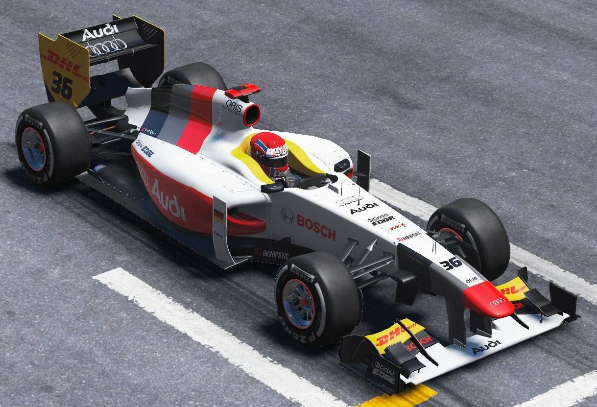 11 Gallery of Audi F1 2020 New Review by Audi F1 2020