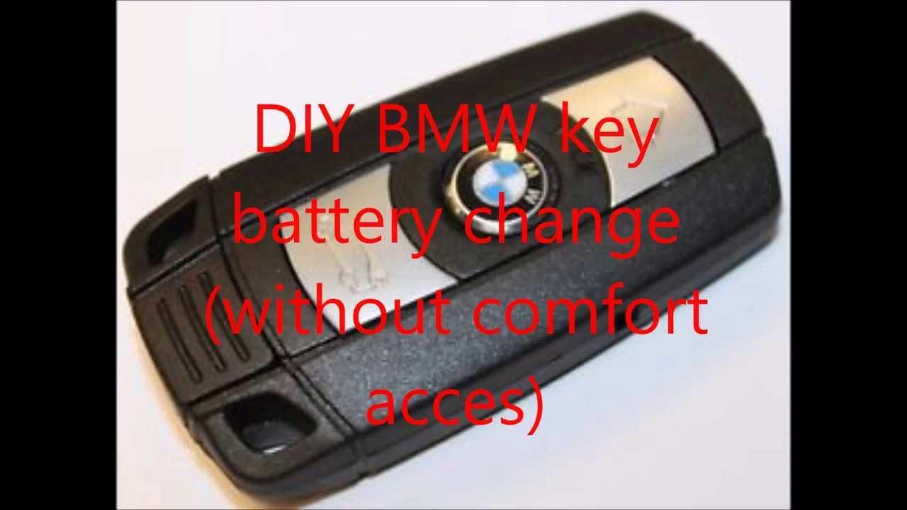 11 Great BMW Key Fob Battery 2020 Style with BMW Key Fob Battery 2020
