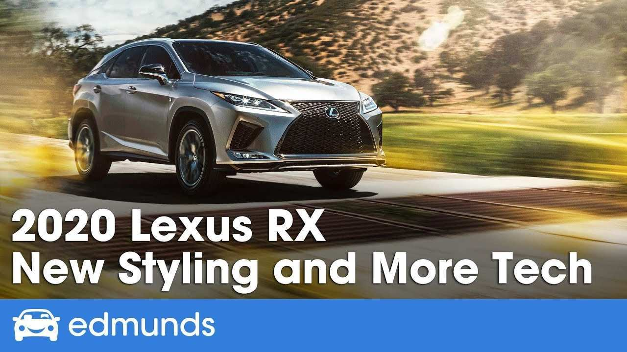 11 Great Lexus Rx 350 Year 2020 Concept for Lexus Rx 350 Year 2020