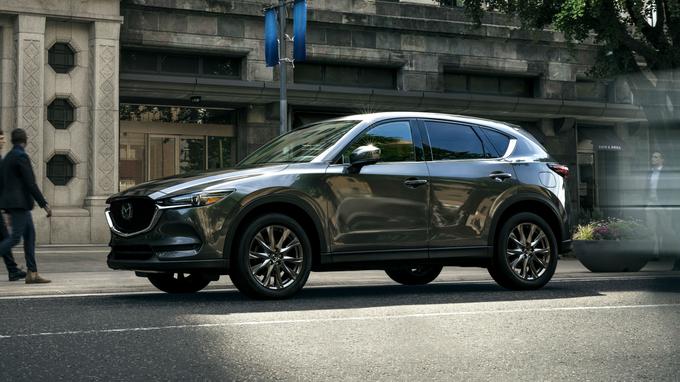 11 Great Mazda New Suv 2020 Specs by Mazda New Suv 2020