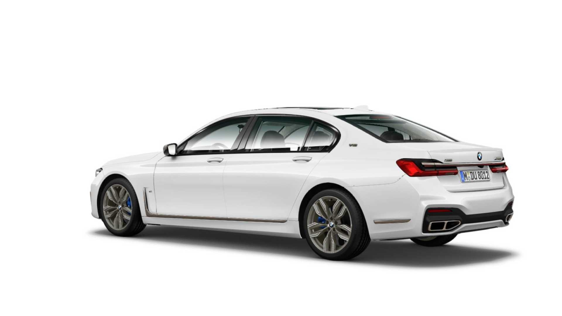 11 New 2020 BMW 7 Series Lci Performance with 2020 BMW 7 Series Lci