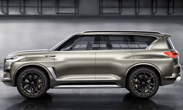 11 New 2020 Infiniti Qx80 Concept Style for 2020 Infiniti Qx80 Concept