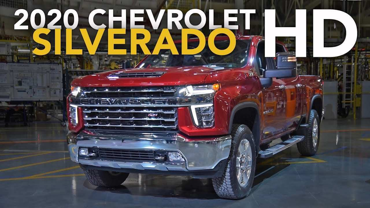 11 New When Do The 2020 Chevrolet Trucks Come Out Interior by When Do The 2020 Chevrolet Trucks Come Out