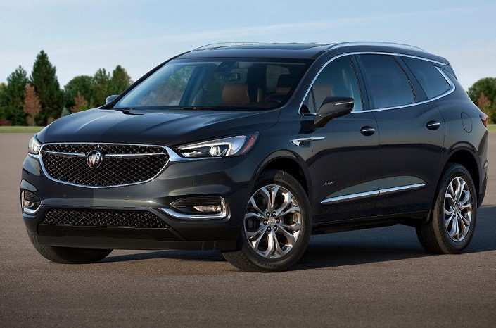 11 The 2020 Buick Enclave Avenir Colors New Concept by 2020 Buick Enclave Avenir Colors