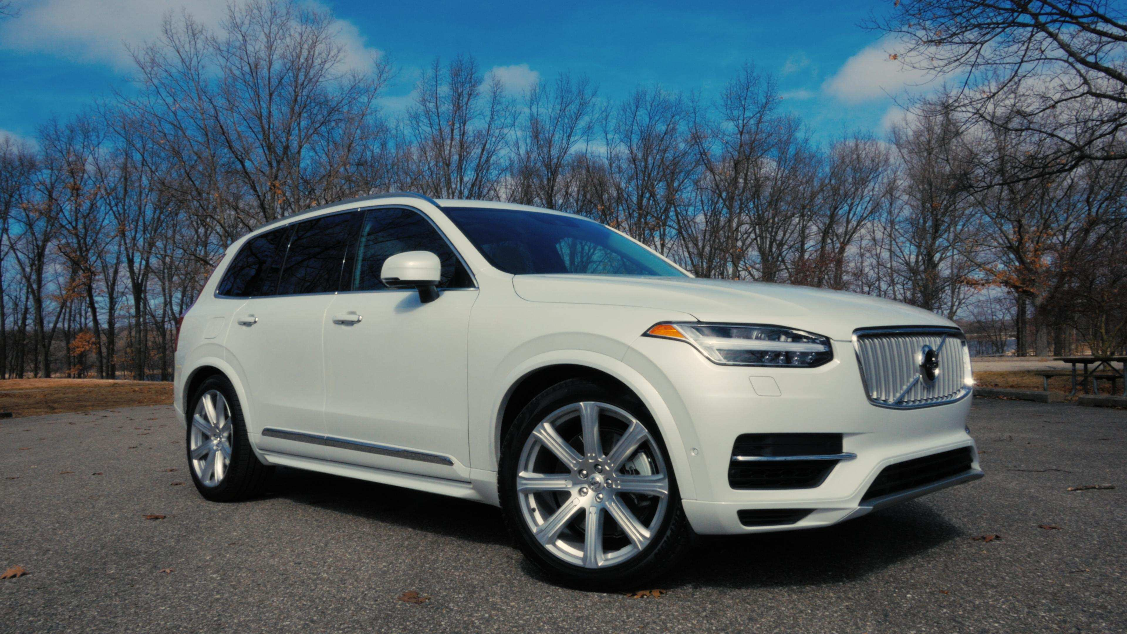 11 The All New Volvo Xc90 2020 First Drive for All New Volvo Xc90 2020