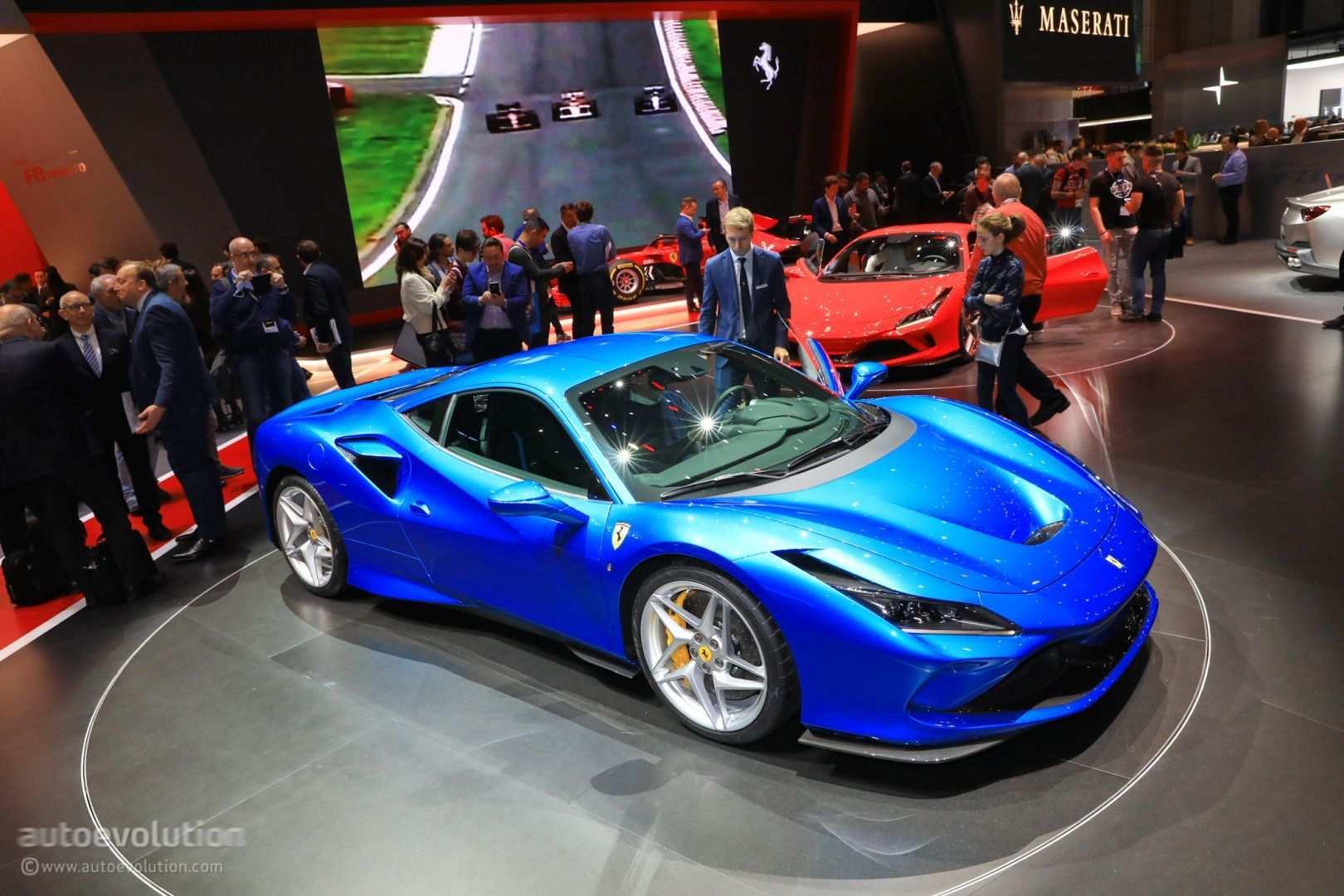 11 The Ferrari W 2020 New Concept with Ferrari W 2020