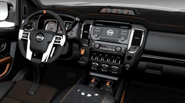 12 All New 2020 Nissan Titan Warrior Price Redesign for 2020 Nissan Titan Warrior Price