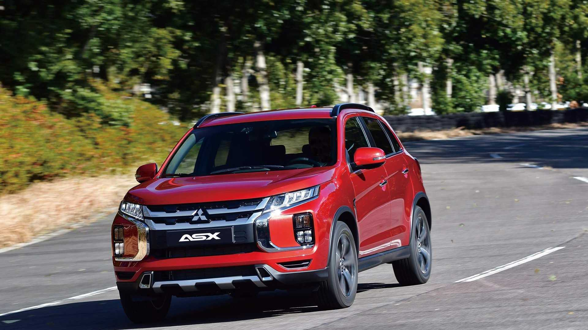 12 All New Mitsubishi Asx 2020 Dimensions Specs and Review for Mitsubishi Asx 2020 Dimensions