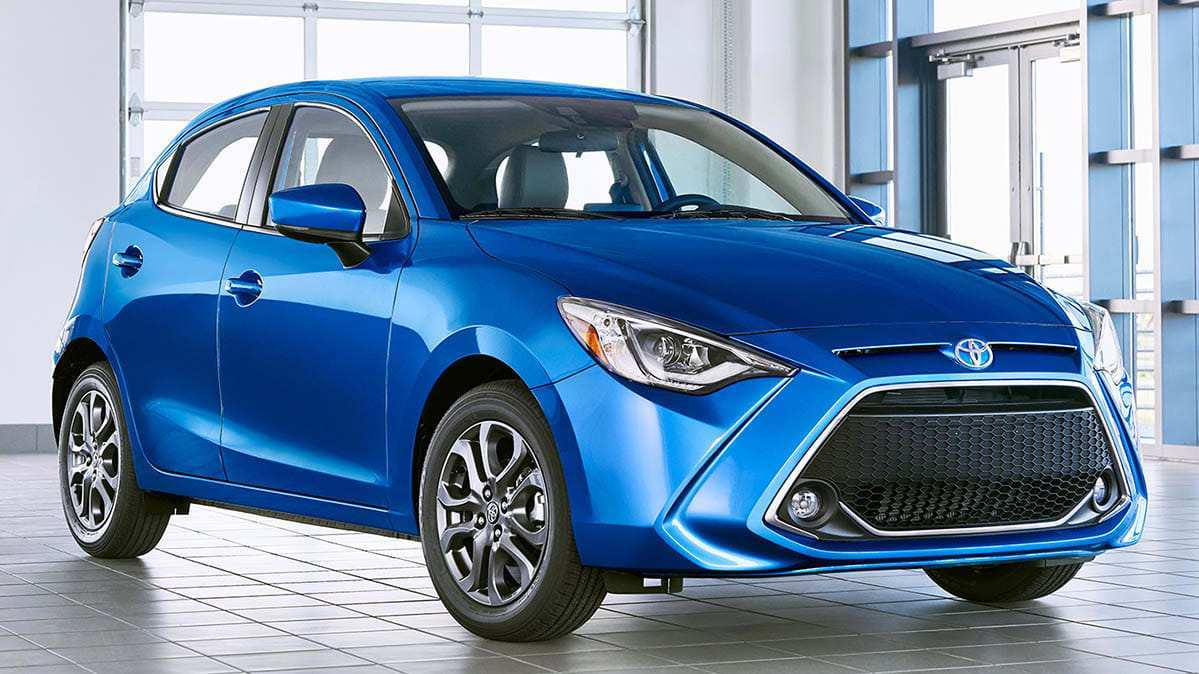 12 All New Toyota Yaris Hatchback 2020 Picture for Toyota Yaris Hatchback 2020