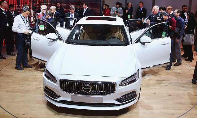 12 All New Volvo Crash Proof Car 2020 Images for Volvo Crash Proof Car 2020