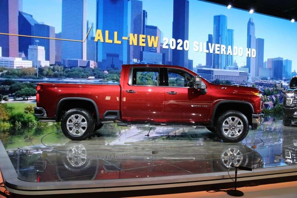 12 Best Review 2020 Chevrolet 2500 Ltz Release Date for 2020 Chevrolet 2500 Ltz