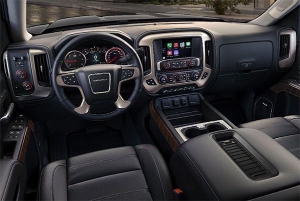 12 Best Review 2020 Gmc 2500 Interior Performance and New Engine with 2020 Gmc 2500 Interior