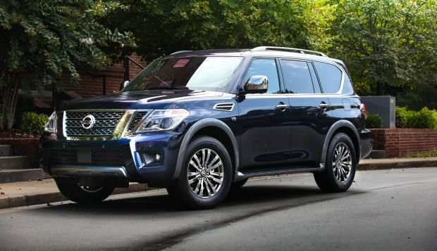 12 Best Review Nissan Armada 2020 Price Specs with Nissan Armada 2020 Price