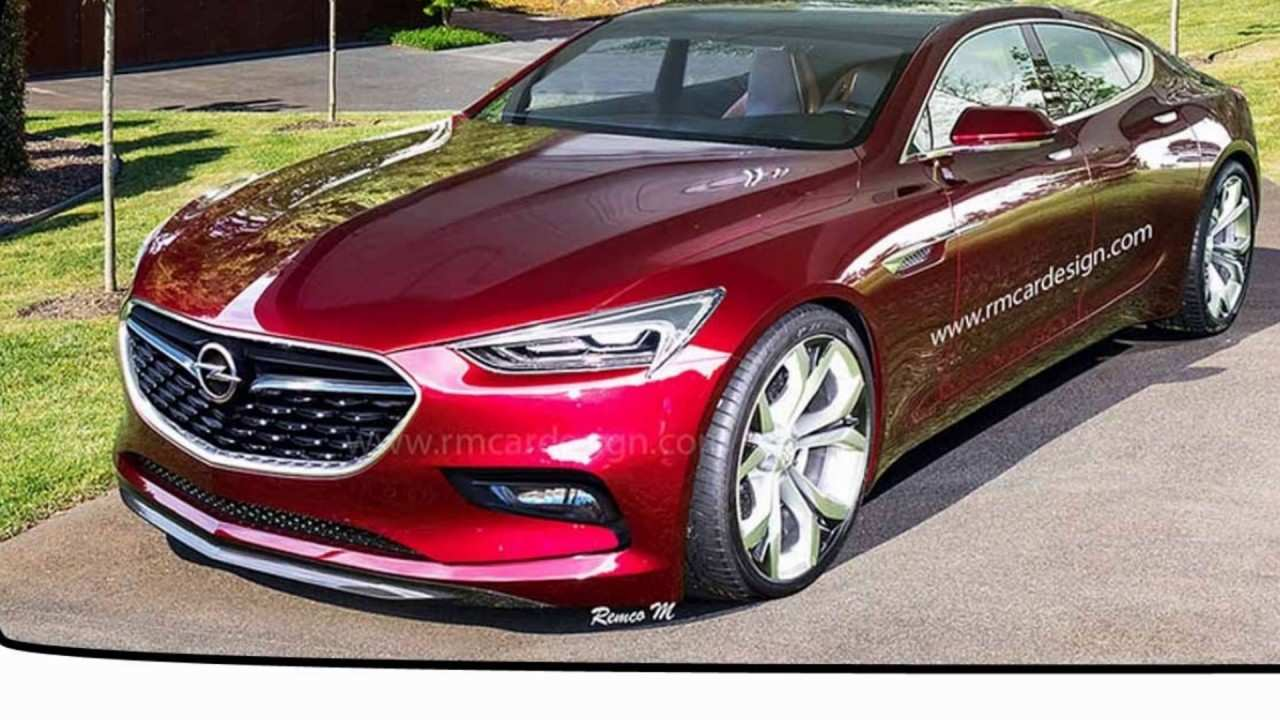 12 Best Review Opel Insignia Grand Sport 2020 Concept with Opel Insignia Grand Sport 2020