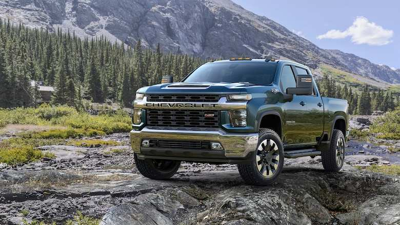 12 Concept of 2020 Chevrolet 2500 Ltz Rumors for 2020 Chevrolet 2500 Ltz