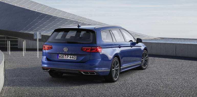 12 Concept of 2020 Volkswagen Passat Wagon History by 2020 Volkswagen Passat Wagon