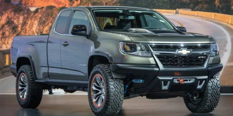 12 Concept of All New Chevrolet Colorado 2020 Research New for All New Chevrolet Colorado 2020