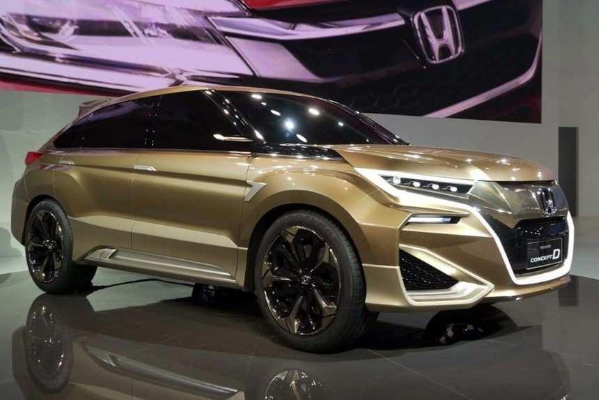 12 Concept of Honda New Suv 2020 Exterior and Interior with Honda New Suv 2020