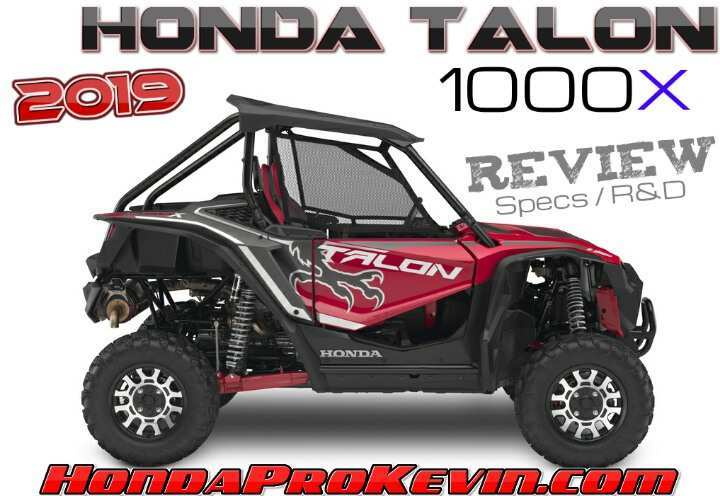 12 Concept of Honda Talon 2020 History with Honda Talon 2020