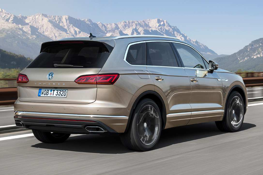 12 Concept of Volkswagen Touareg 2020 Pictures for Volkswagen Touareg 2020