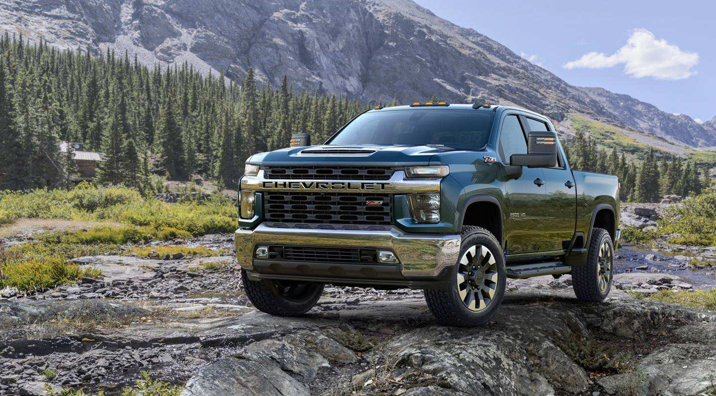 12 Gallery of All New Chevrolet Colorado 2020 Research New for All New Chevrolet Colorado 2020