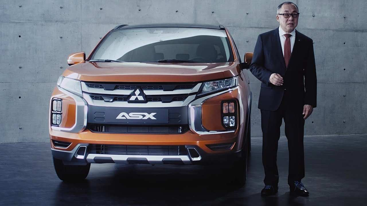 12 Gallery of Mitsubishi Asx 2020 Dimensions Specs and Review for Mitsubishi Asx 2020 Dimensions