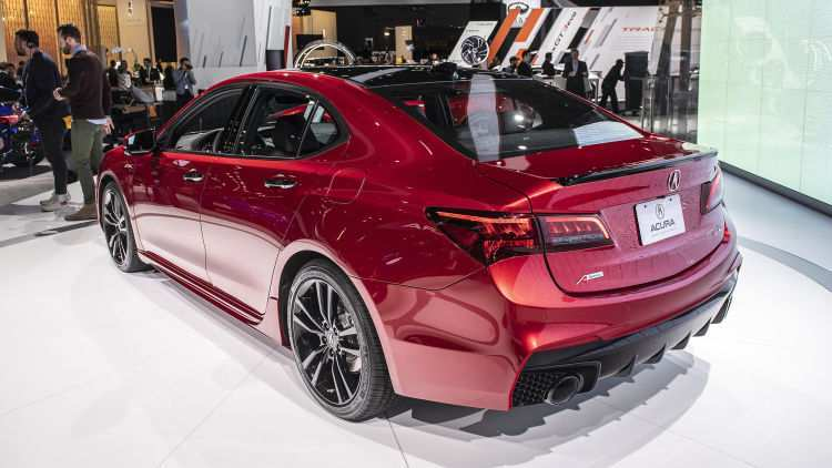 12 Great 2020 Acura Pmc Edition Exterior for 2020 Acura Pmc Edition