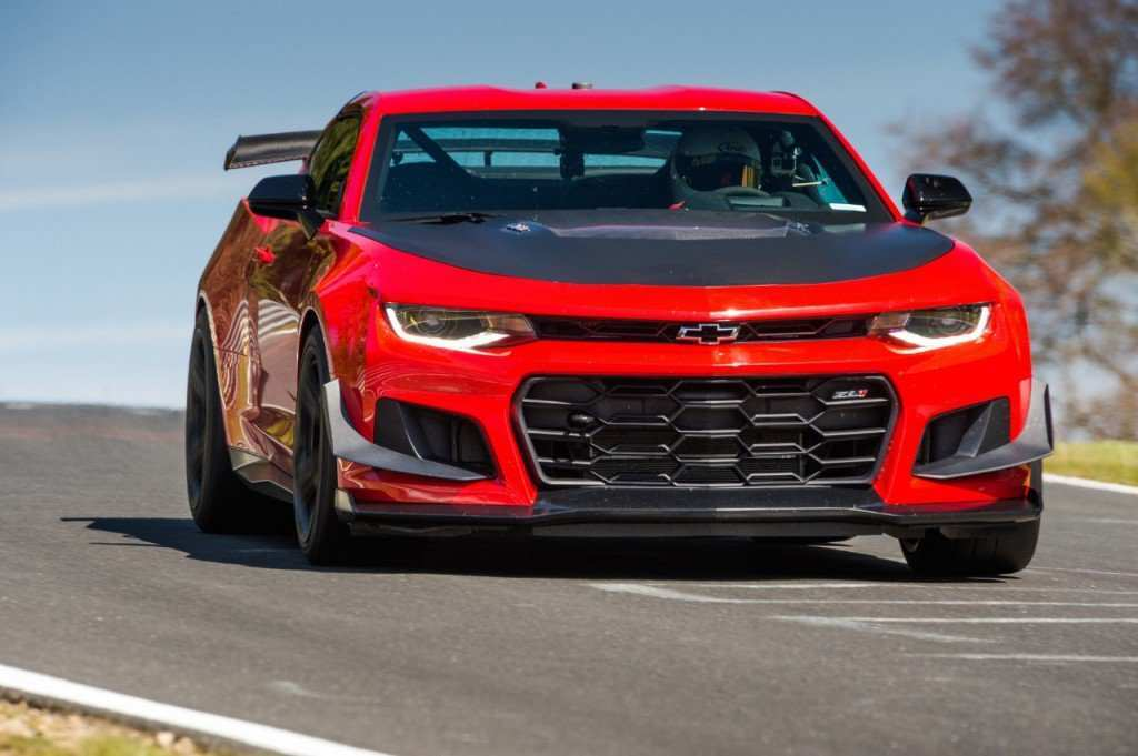 12 Great 2020 Chevrolet Camaro Zl1 1Le Configurations with 2020 Chevrolet Camaro Zl1 1Le