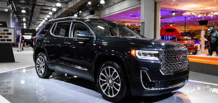 12 Great 2020 Gmc Acadia Length Redesign and Concept by 2020 Gmc Acadia Length