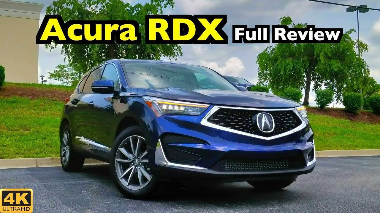 12 Great Acura Rdx 2020 Review Price for Acura Rdx 2020 Review