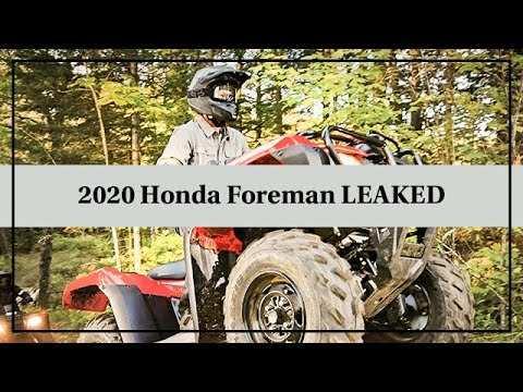 12 Great Honda Rincon 2020 Engine by Honda Rincon 2020