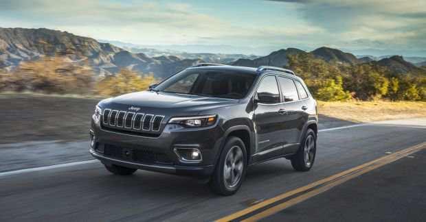 12 New Jeep Cherokee 2020 Performance for Jeep Cherokee 2020