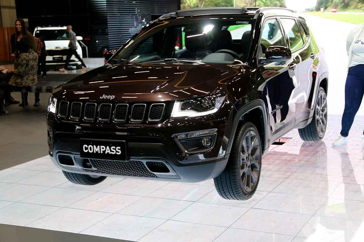 12 New Jeep Compass 2020 Quando Chega Configurations with Jeep Compass 2020 Quando Chega