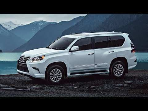 12 New Lexus Gx Redesign 2020 New Concept with Lexus Gx Redesign 2020