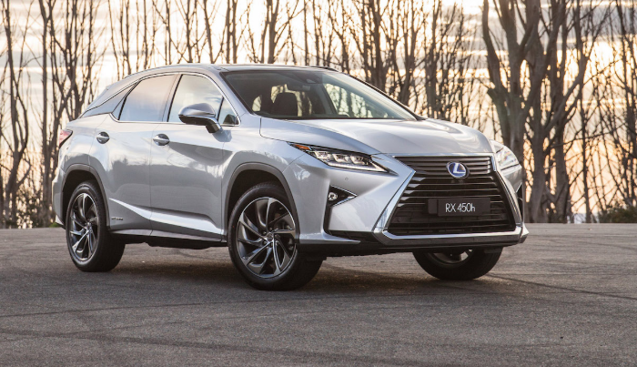 12 New Lexus Suv Rx 2020 Release by Lexus Suv Rx 2020