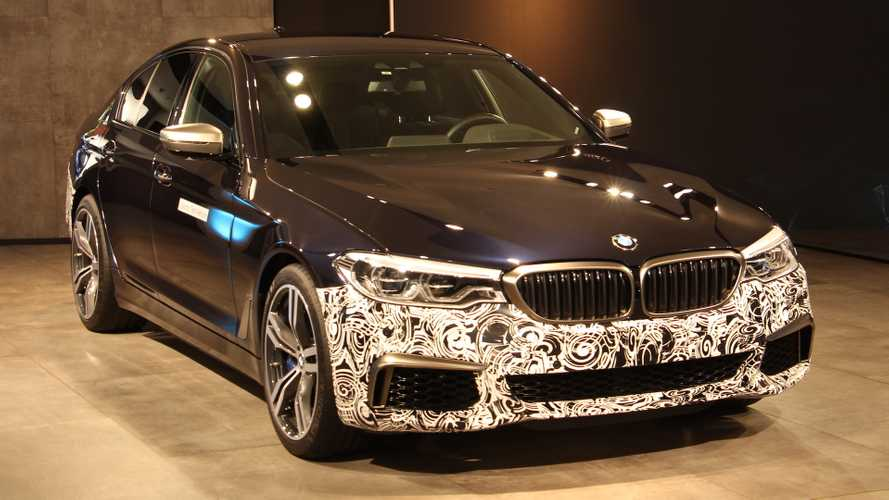 12 The BMW 5 Series Update 2020 Images by BMW 5 Series Update 2020