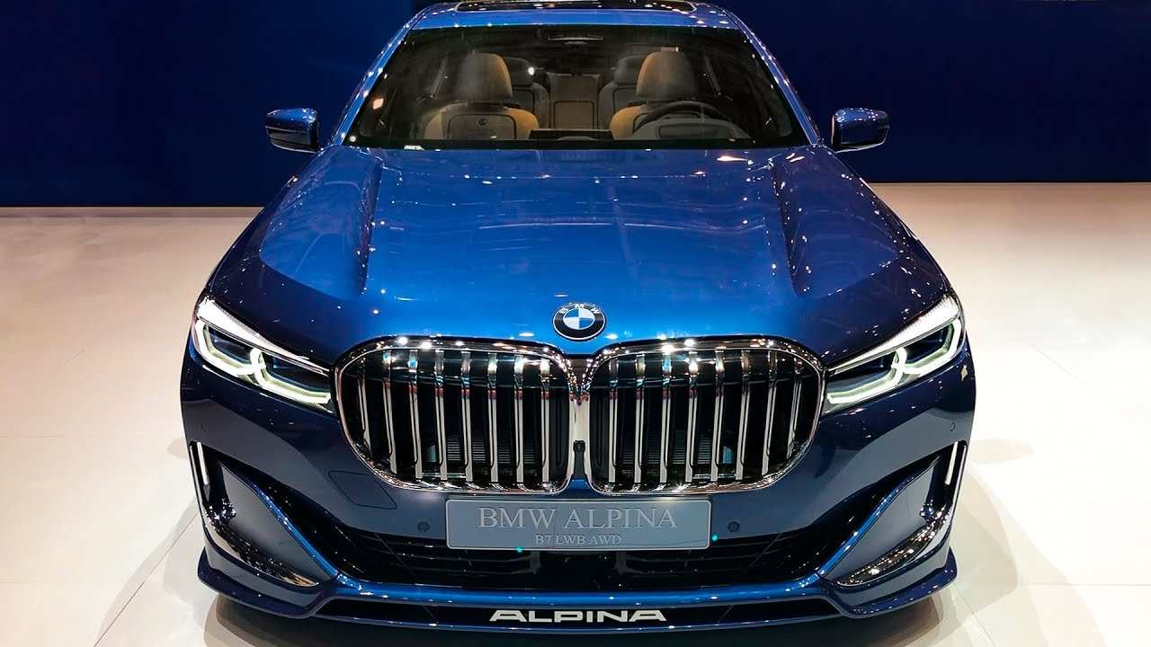 12 The BMW Alpina 2020 Performance for BMW Alpina 2020