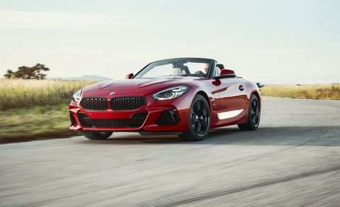 12 The BMW Z4 2020 Specs Concept with BMW Z4 2020 Specs