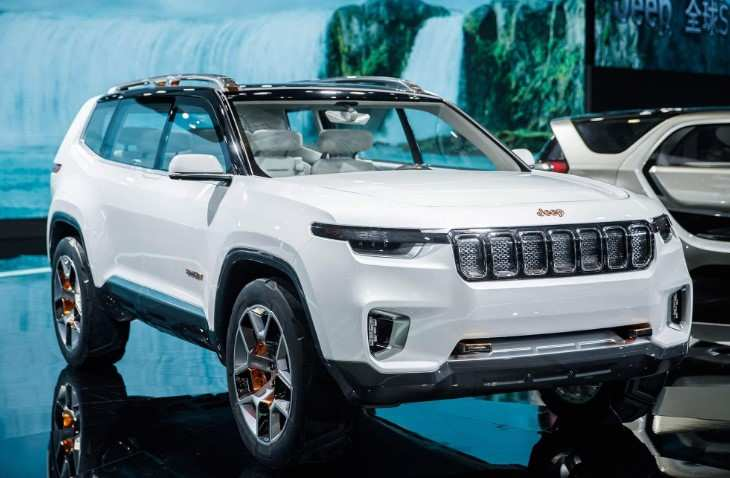 12 The Jeep Grand Cherokee 2020 Spy Shots Model for Jeep Grand Cherokee 2020 Spy Shots