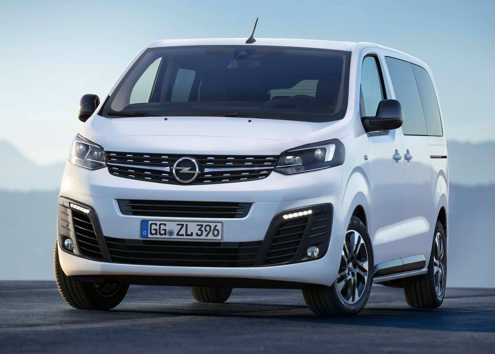 12 The Opel Van 2020 Performance and New Engine for Opel Van 2020