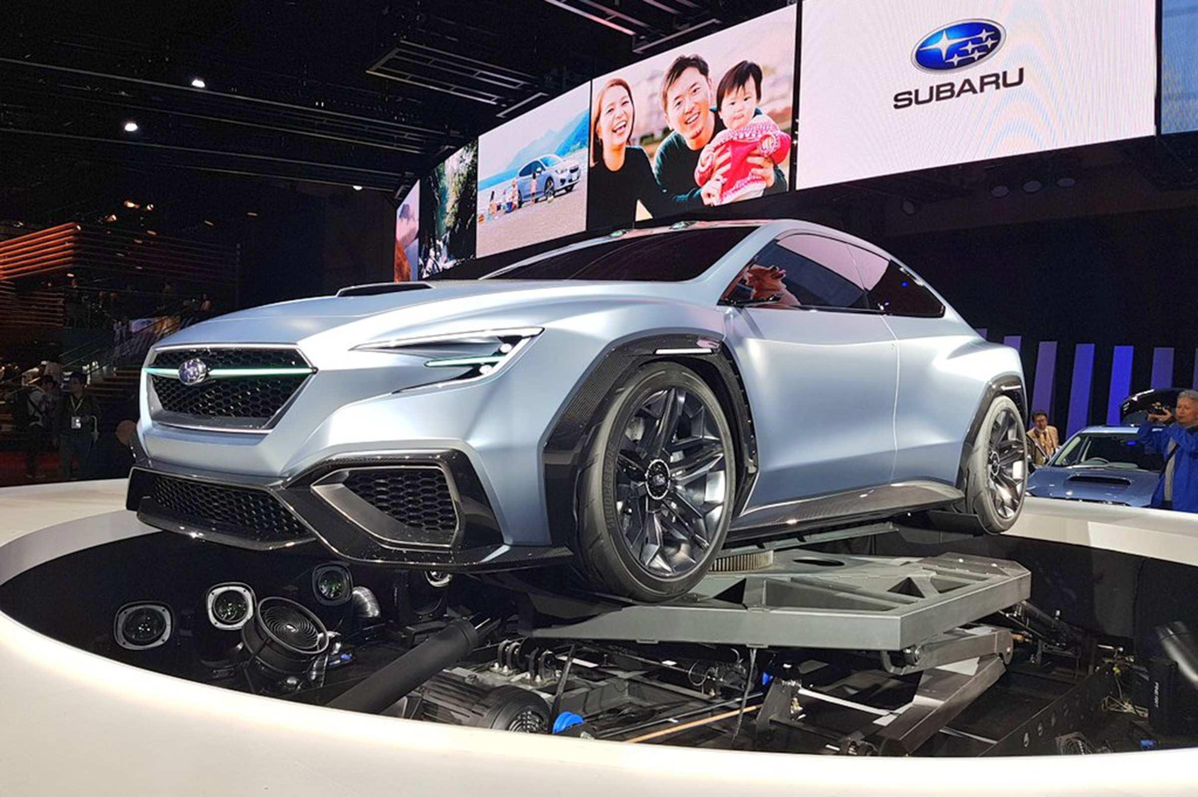 12 The Subaru Impreza Sti 2020 Performance for Subaru Impreza Sti 2020