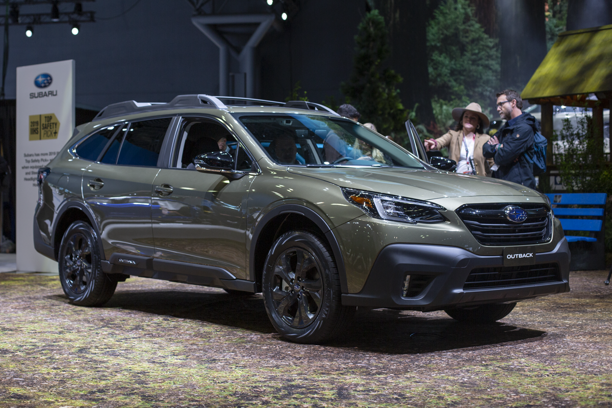 12 The Subaru Outback 2020 New Review with Subaru Outback 2020