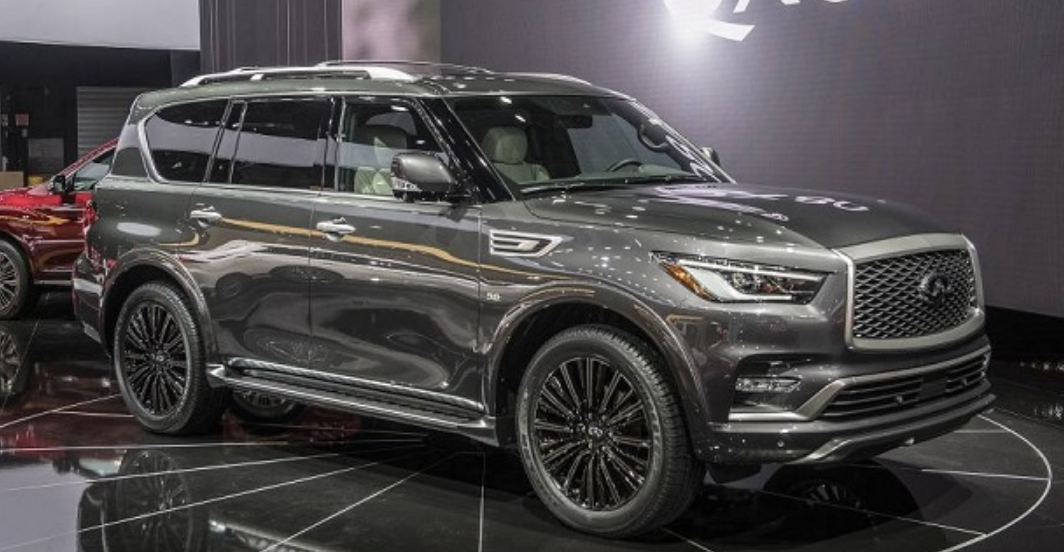 13 All New 2020 Infiniti Qx80 Concept Redesign and Concept for 2020 Infiniti Qx80 Concept